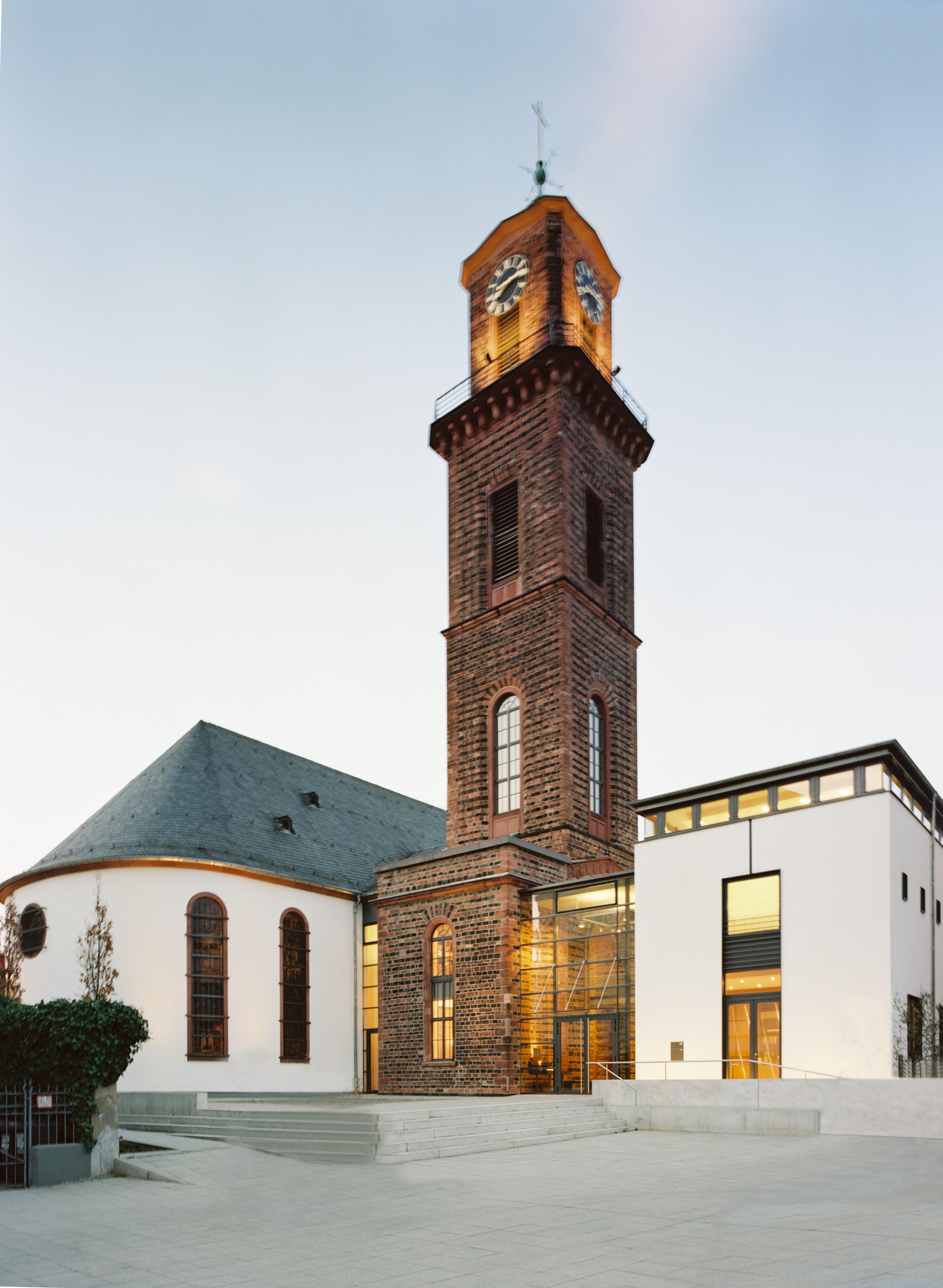 Evangelische Kirche Corona